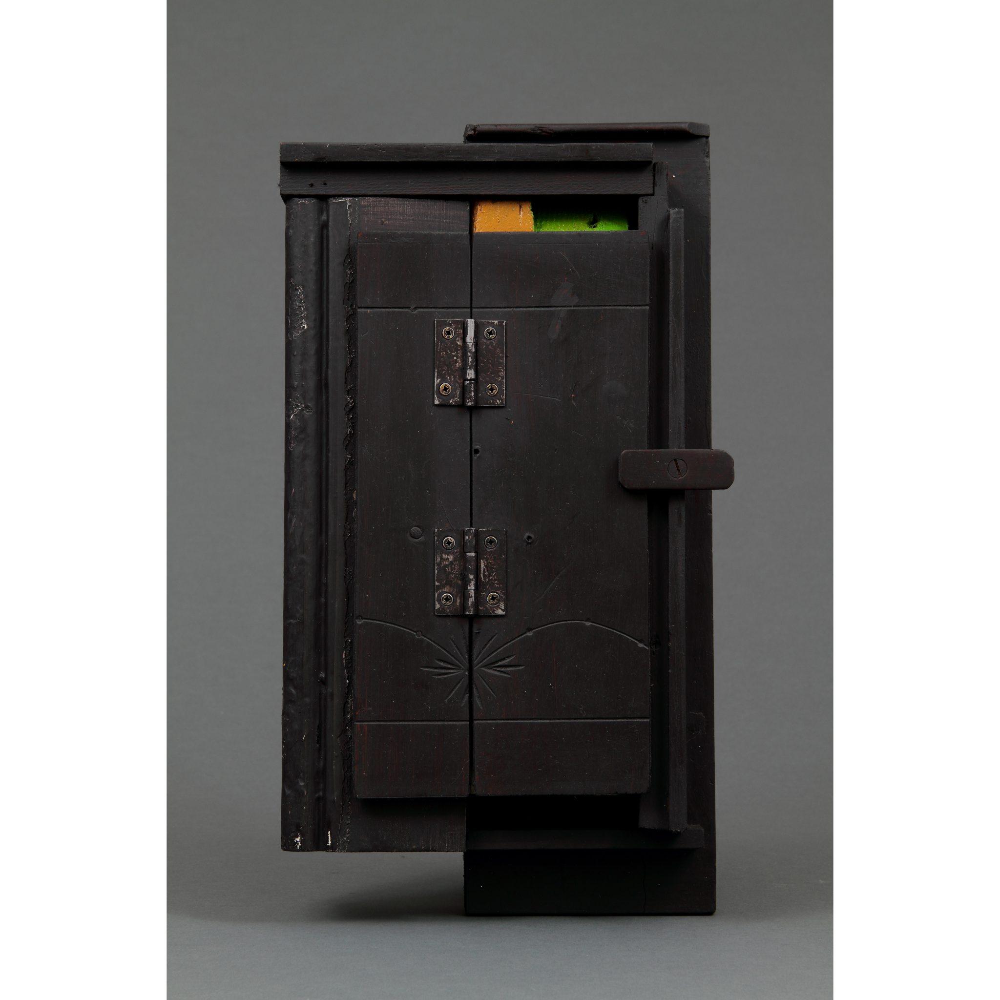 BLACK BOX 13 CON TAPA
