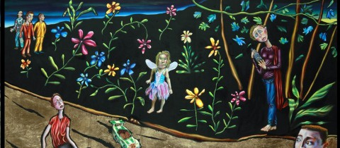 CARLOS CORTES Little princess RETOCADA