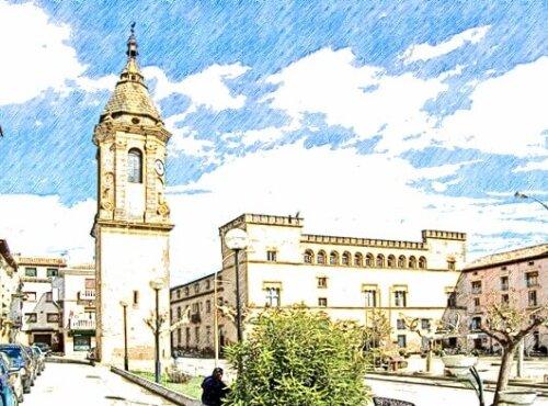 plaza de ayerbe